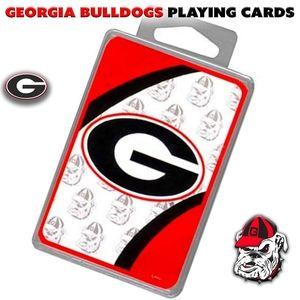 Georgia Bulldogs Playing Cards